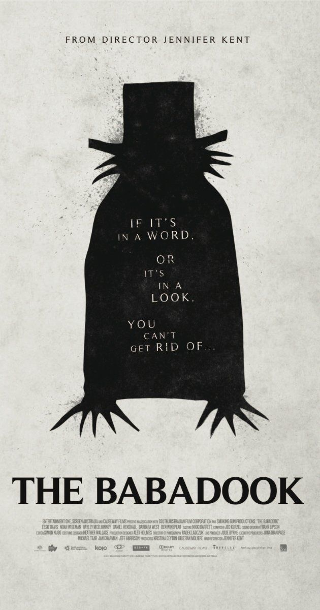 Horror Creepster Blog Babadook Horror Movie Posters Best Movie Posters