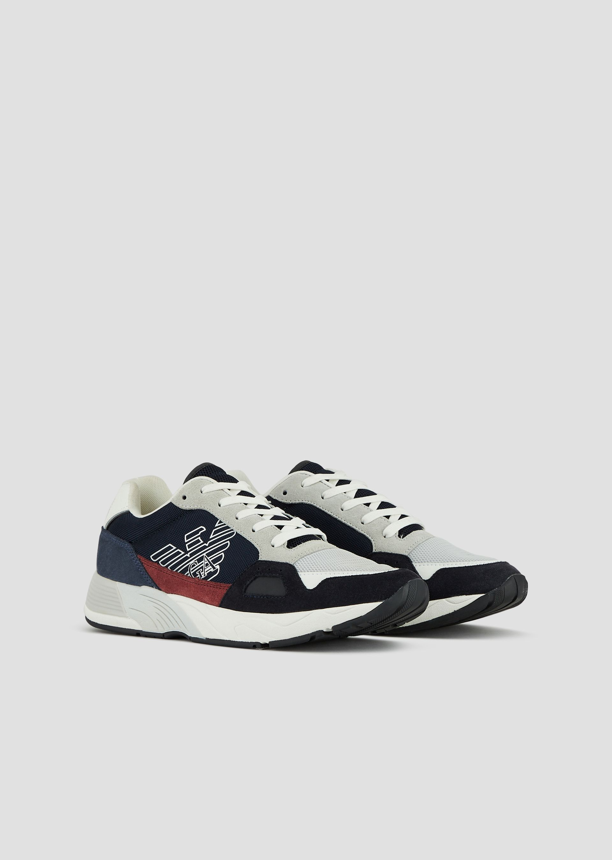 b827b198aa EMPORIO ARMANI SNEAKERS - ITEM 11659198.  emporioarmani  shoes ...