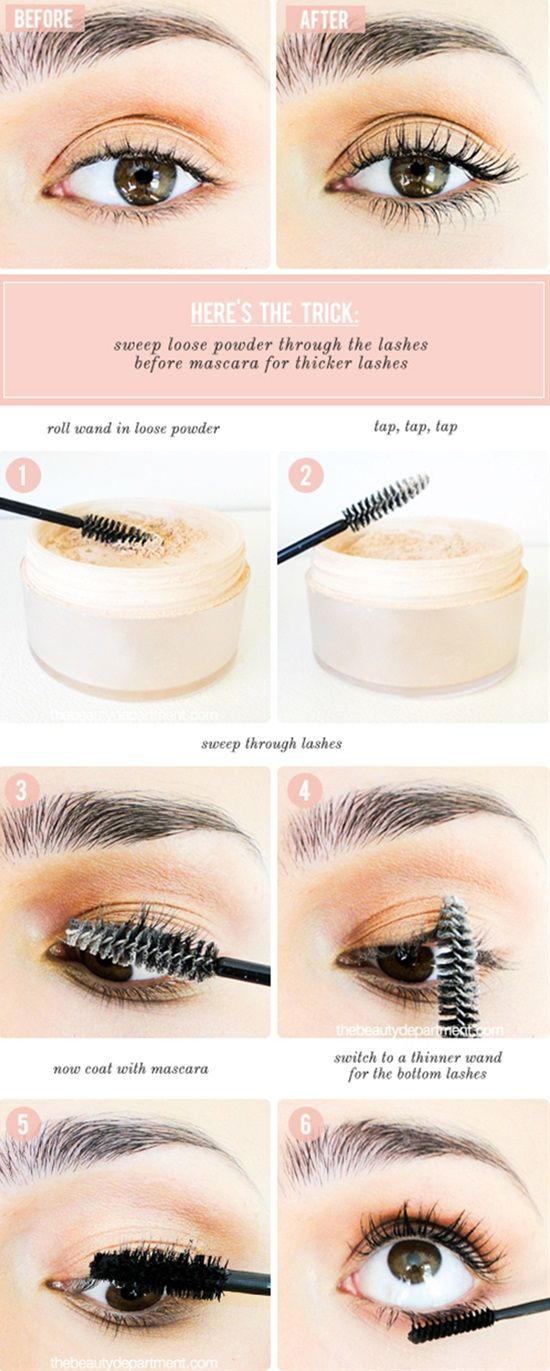 23b9141d0c0 Have you ever wondered how some girls have thick and long eyelashes? and how  perfectly they apply mascara on their eyelashes? There are many tips on how  to ...