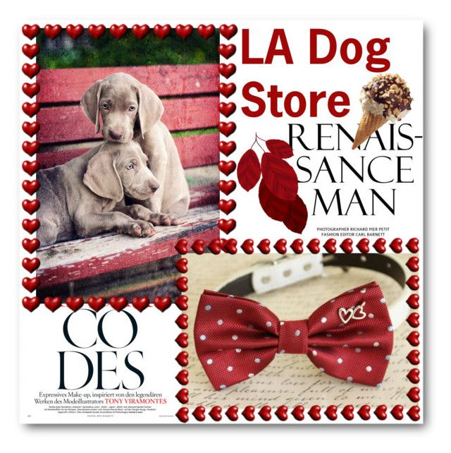 """""""LA Dog Store"""" by ladogstores ❤ liked on Polyvore"""