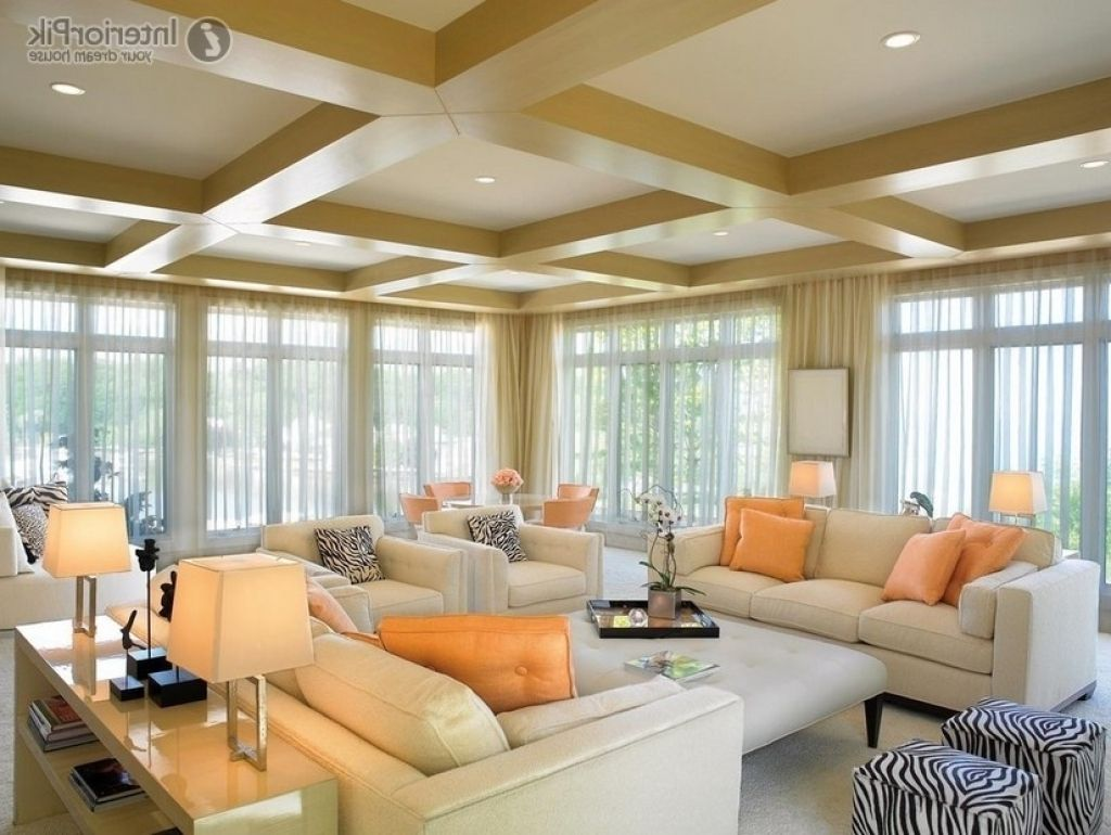 wohnzimmer lampe modern moderne wohnzimmerlampe pool deckenbilder ...