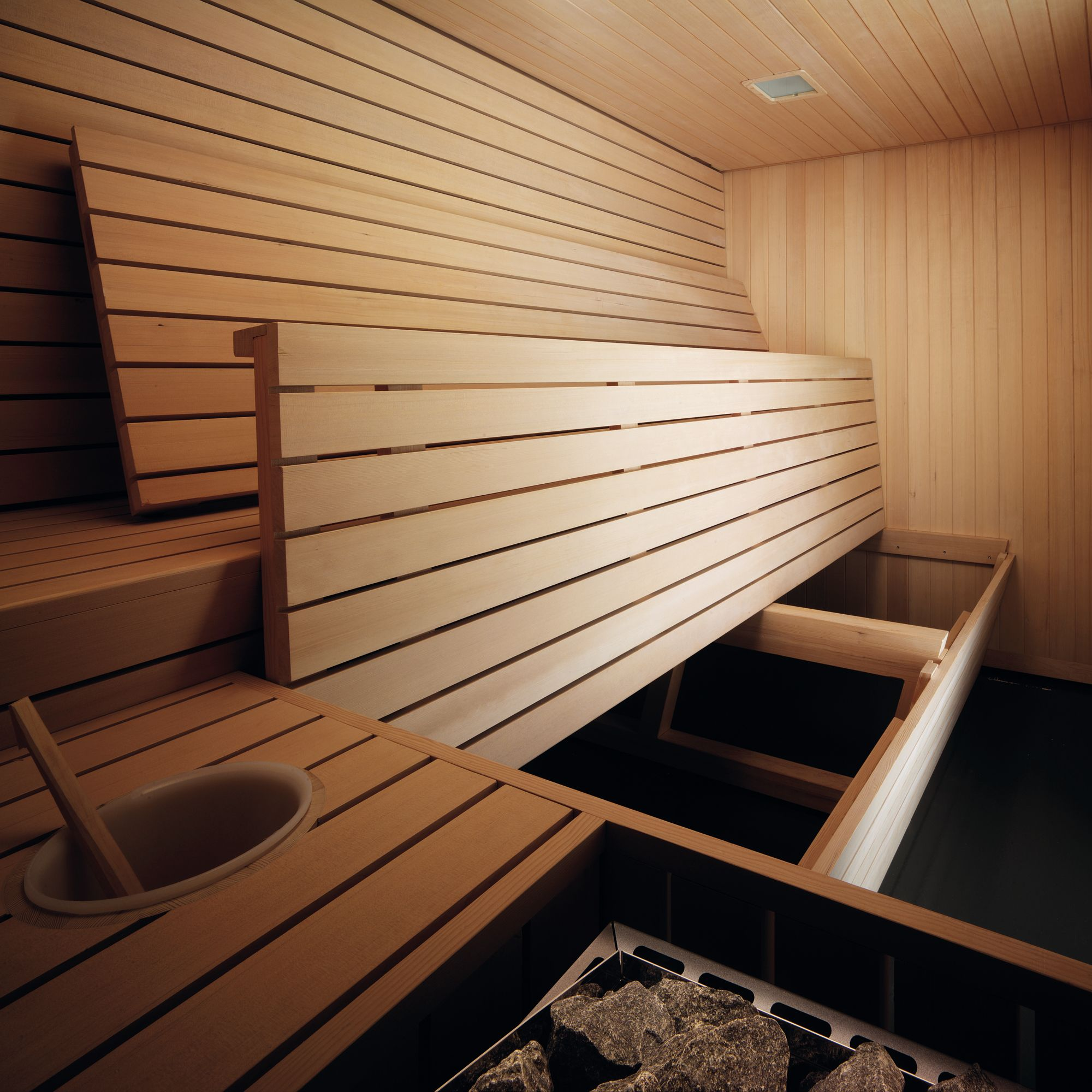Exacta Sauna  S K P Google - Sauna -