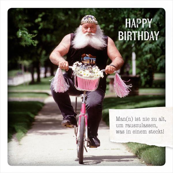 Geburtstagsgruß Witzig