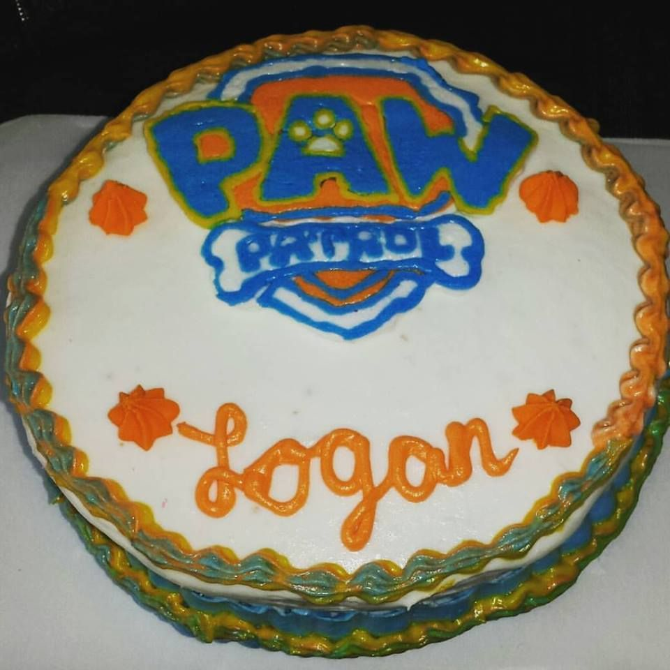 Paw Patrol Birthday Cake Los Angeles CA Order
