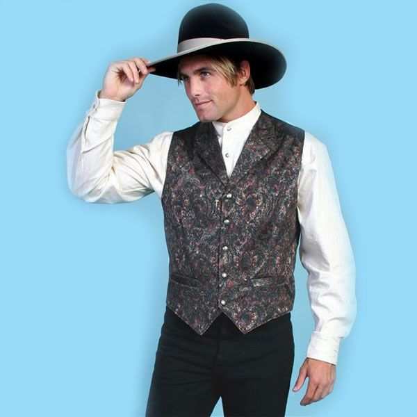 vest jeans boots wedding satn spurs western wedding and bridal wear denver