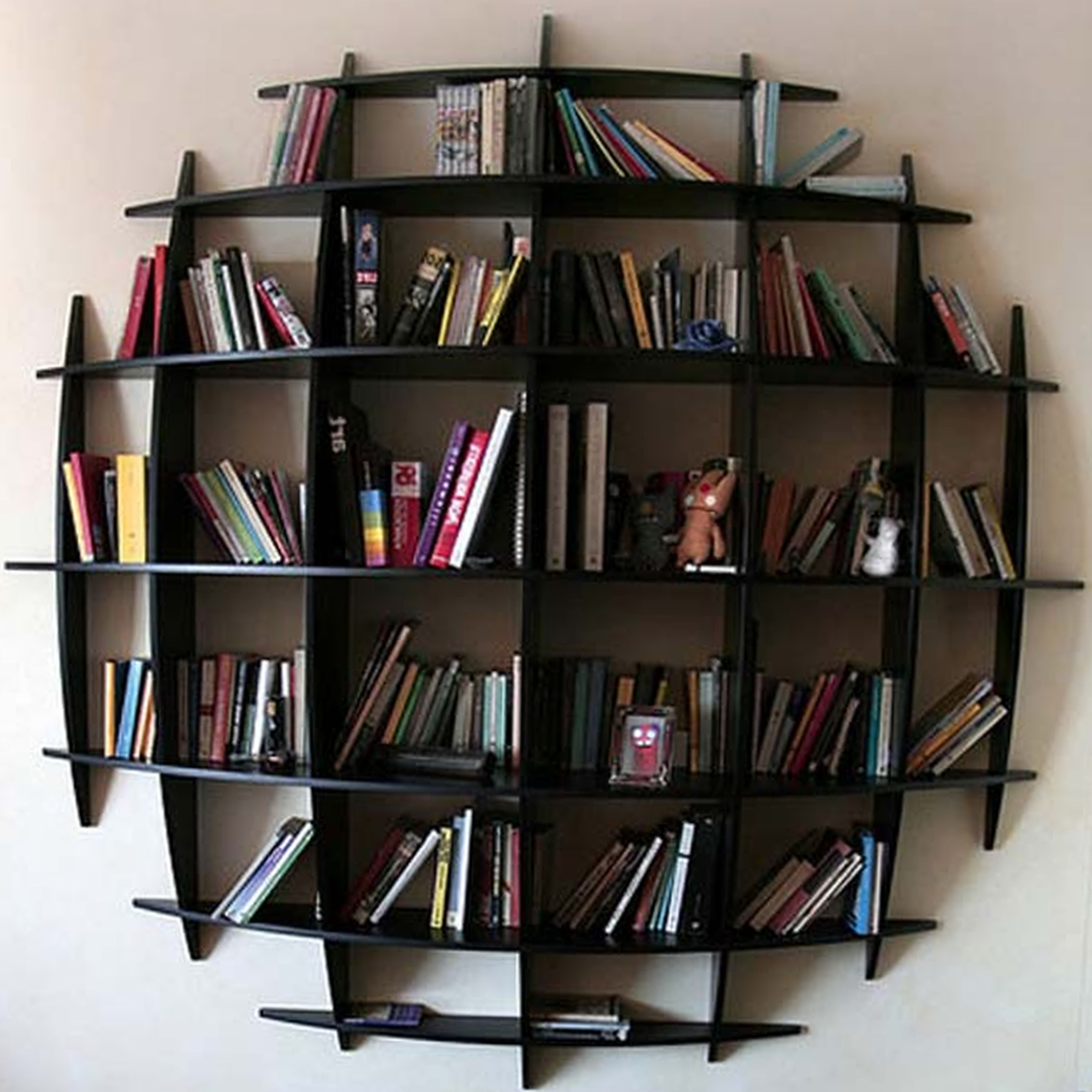 Pin By Best Shelves On Schlafzimmer Bookshelf Design Cool Bookshelves Bookcase Design