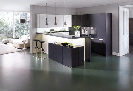 SYNTHIA IOS LARGO-LG u203a Glass u203a Modern style u203a Kitchen - küchen modern design