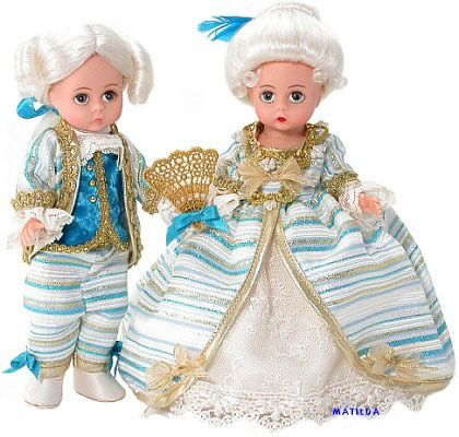The Washingtons #dollcare