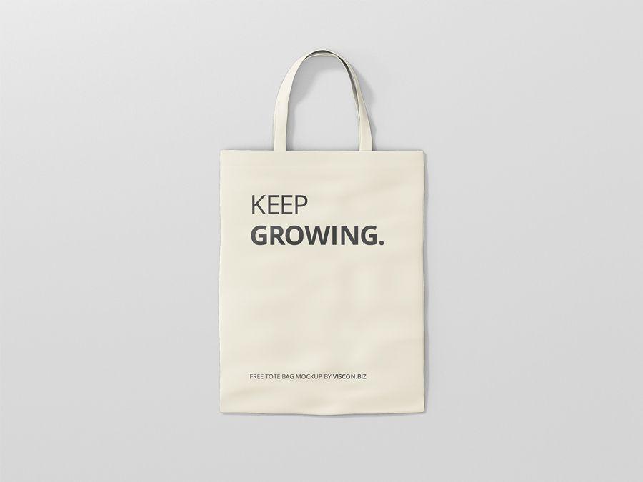 Download Free Tote Bag Mockup In Simple Look Bag Mockup Free Tote Tote Bag