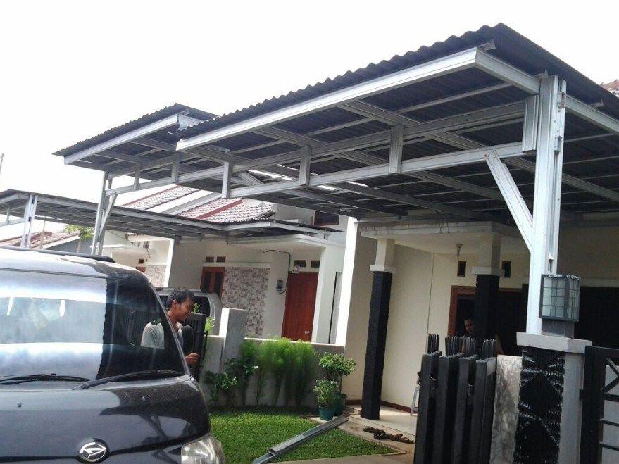 Supplier Baja Ringan Di Makassar Desain Teras Rumah Dengan Kanopi
