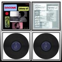 Vinil Johnny Alf, Diagonal. (1964) RCA Victor - BBL 1271