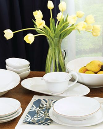 Italian White Dinnerware Bianco & Italian White Dinnerware Bianco | Table Settings | Pinterest ...