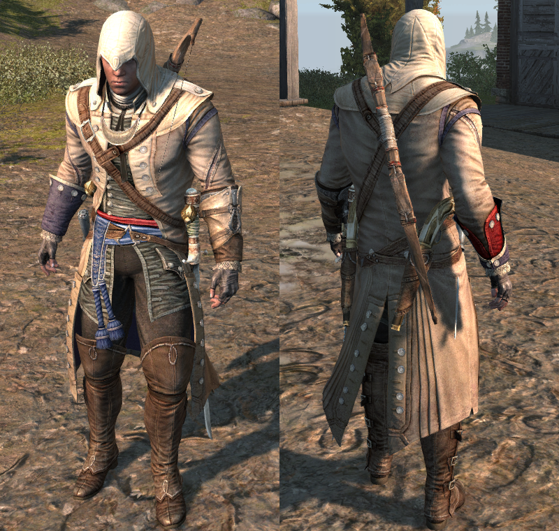 Assassin S Creed Iii Outfits Assassins Creed 3 Assassins Creed