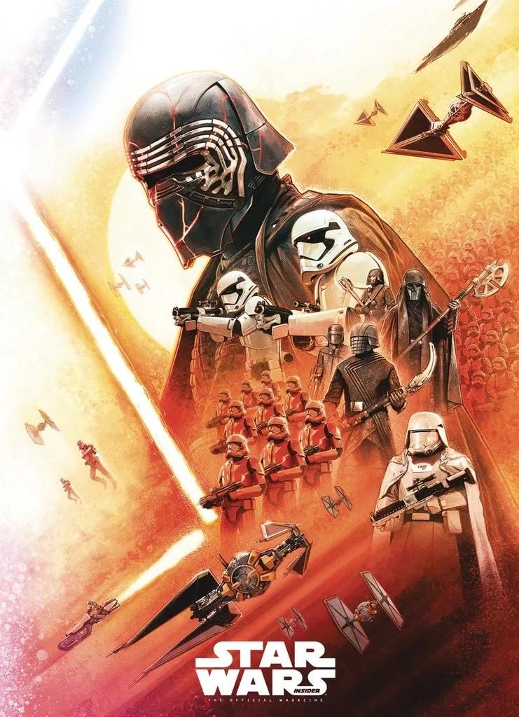 Star Wars : LAscension de Skywalker : nouvelles images promotionnelles – Postlogie – Films – Actualités