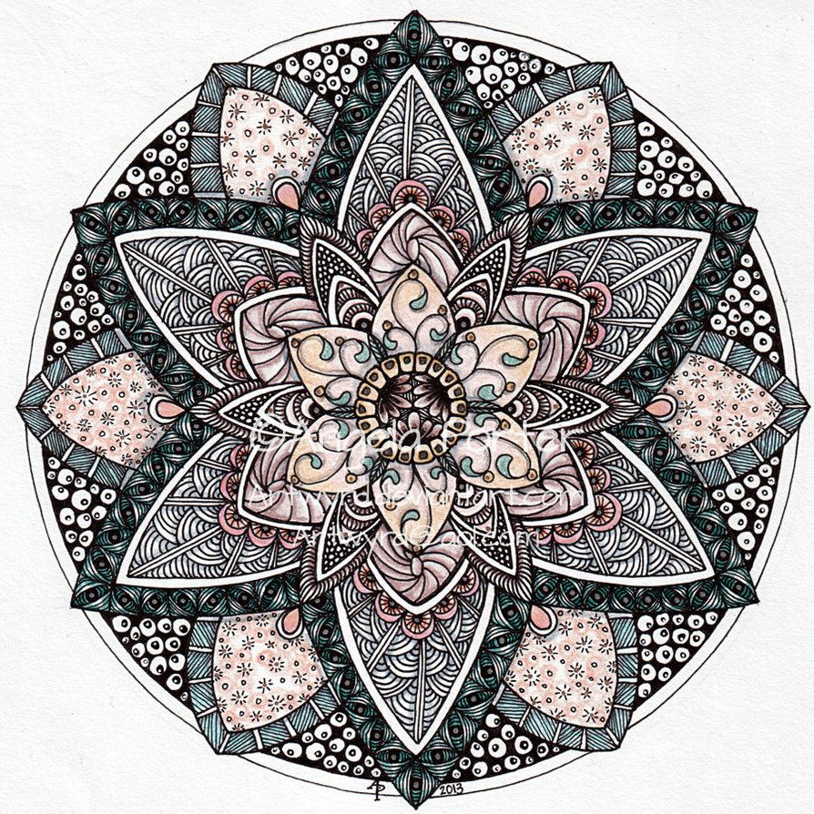 mandala tattoo design body art pinterest steinmalerei skizzenb cher und ausmalen. Black Bedroom Furniture Sets. Home Design Ideas