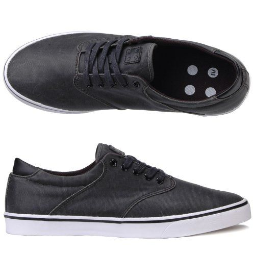 be505214a96 Gravis The Quarters LX Sneaker | My Love Shoes | Trainers, Black ...