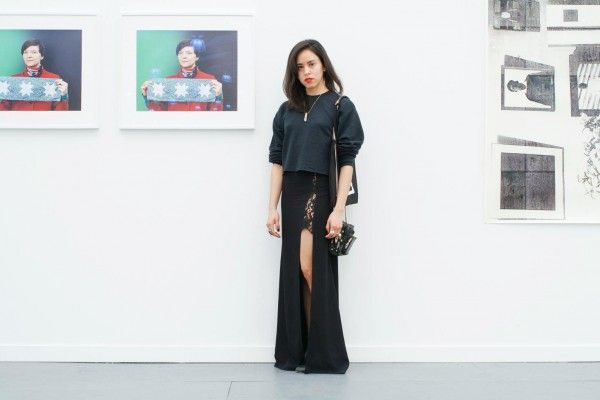 Street Style! 20 Inspiring Outfits From The Frieze Art Fair
