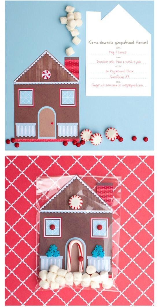 Machen Sie Ihre eigenen kreativen DIY Weihnachtskarten in diesem ...