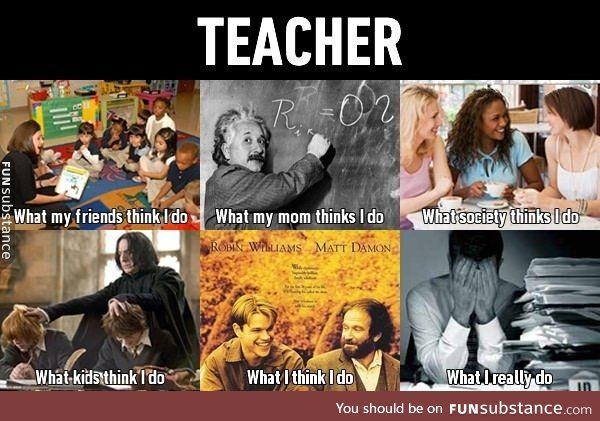 Teachers Funsubstance Happy Teachers Day Teacher Humor Teachers Day