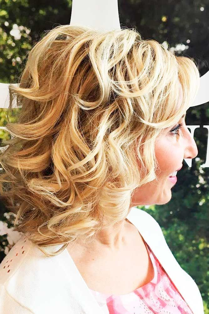 Best 25  Mother of the bride hair ideas on Pinterest   Mother of ...