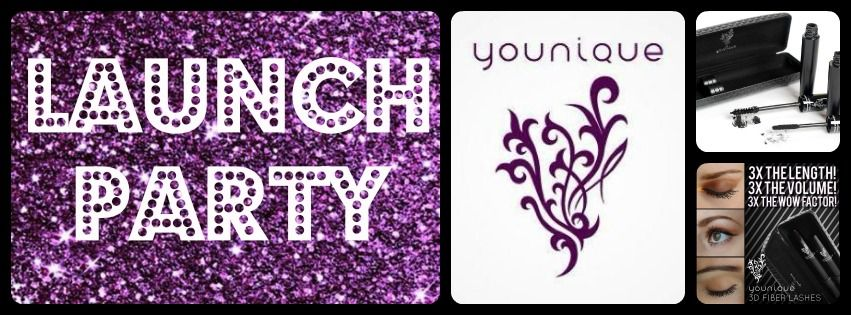 Younique Launch Party Cover Photo...start your business