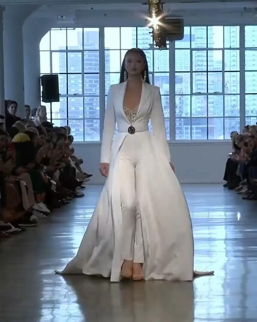 Berta Woman's Wedding Suit