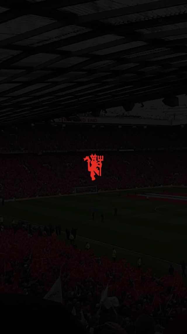 Manchester United Lockscreen Manchester United Wallpaper Manchester United Wallpapers Iphone Manchester United Art