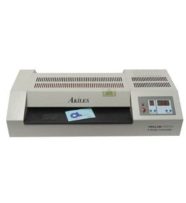 Akiles Pro Lam Photo 13 6 Roller Hot Cold Pouch Laminator Laminating Machine 110 Volt Laminators Roller Photo