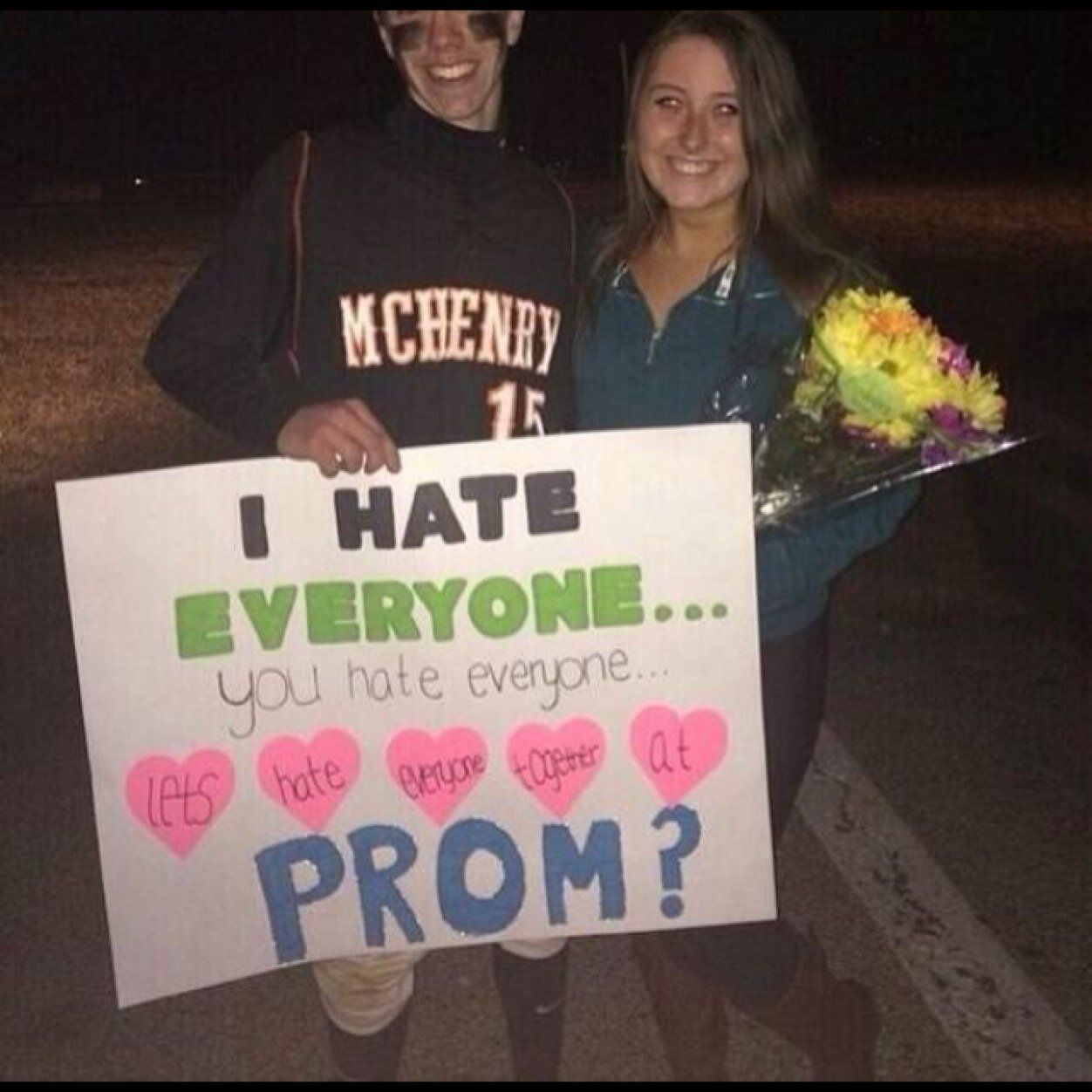Cute Ways To Ask Out A Girl  Google Search Prom Posalshomecoming