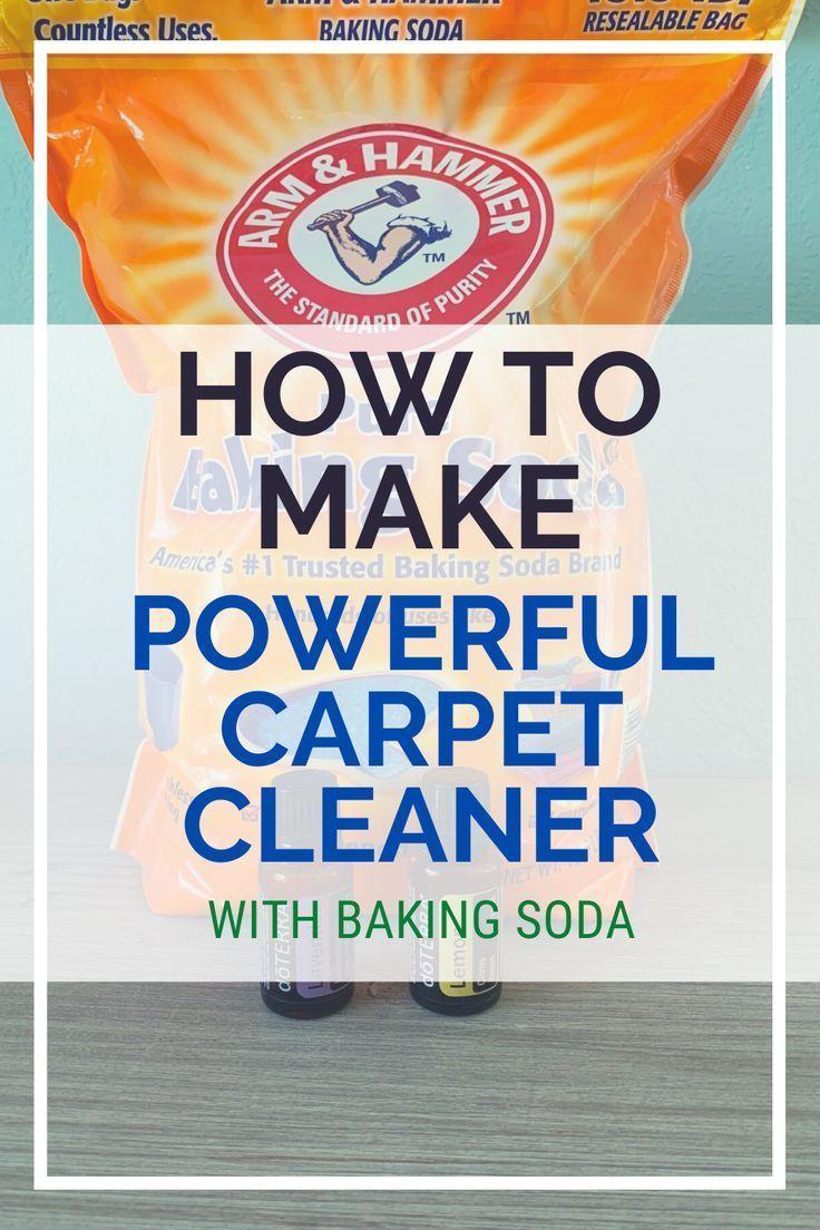 Homemade Carpet Cleaner Freshener Diy Cleaning Hacks In 2020 Carpet Cleaner Homemade Baking Soda On Carpet Carpet Cleaners