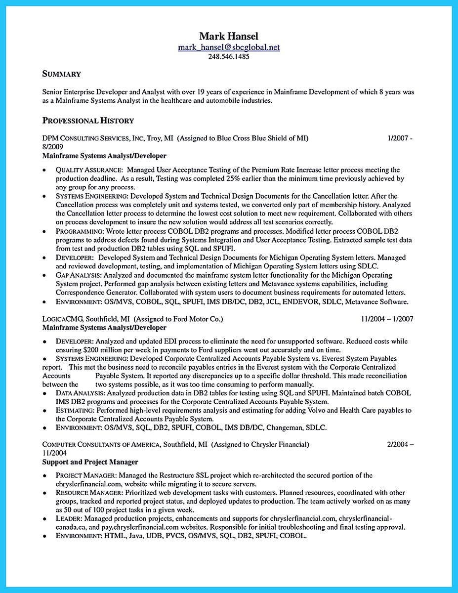 Awesome Cool Credit Analyst Resume Example From Professional Check More At Http Snefci Org Cool Credit Analyst Resume Example Professional
