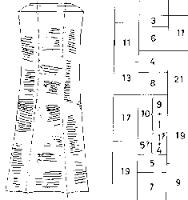 """Résultat de recherche d'images pour """"l'os d'ishango"""""""