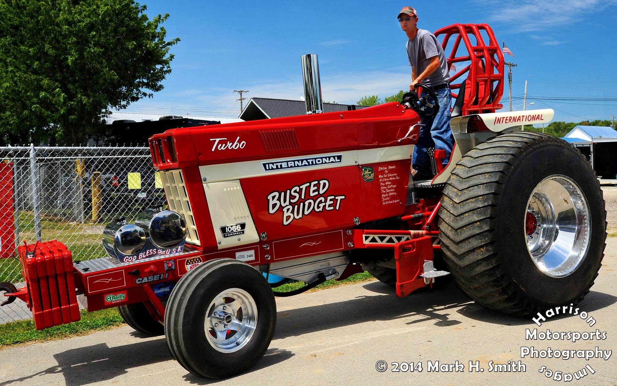 Busted Budget Monster Trucks Budgeting Photography
