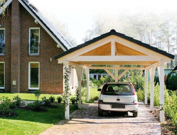 Genehmigung Fur Den Carport Bau Carport Designs Pergola Carport Carport