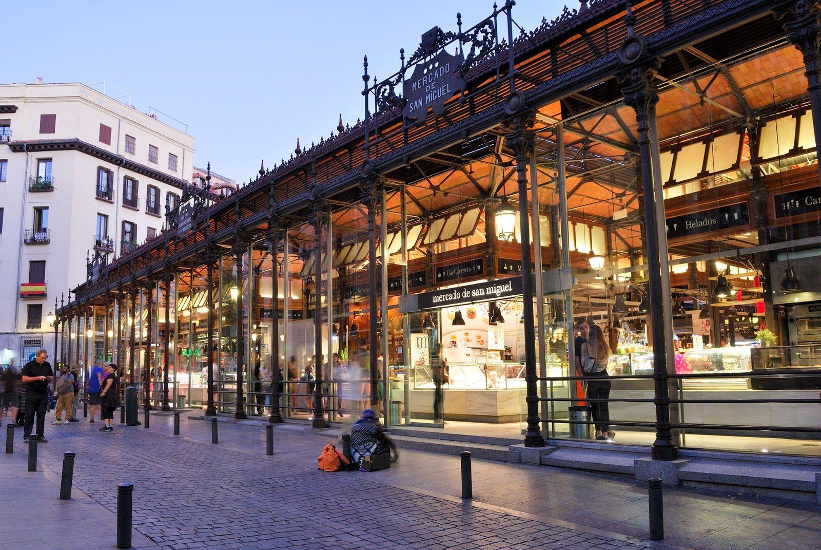 Madrid For Foodies The Best Food Markets Food Market Foodie Madrid