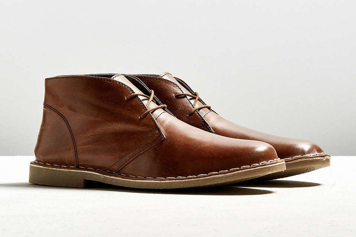 6aa9b6d5985 Top 8 Stylishly Smart Casual Chukka Boots | ботиночки | Leather ...
