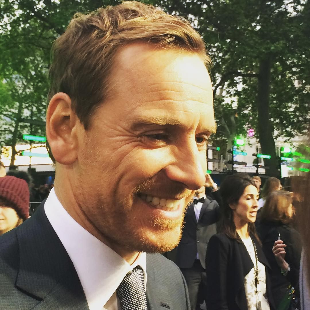 Michael Fassbender at the 'Alien: Covenant' Global   Premiere in London on Thursday, May 4, 2017