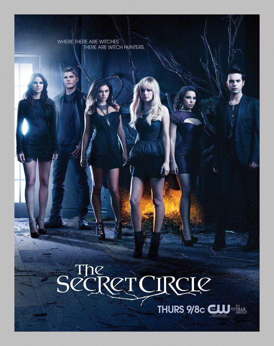 The-Secret-Circle-poster  | TELLY DEVOTION | Tv series