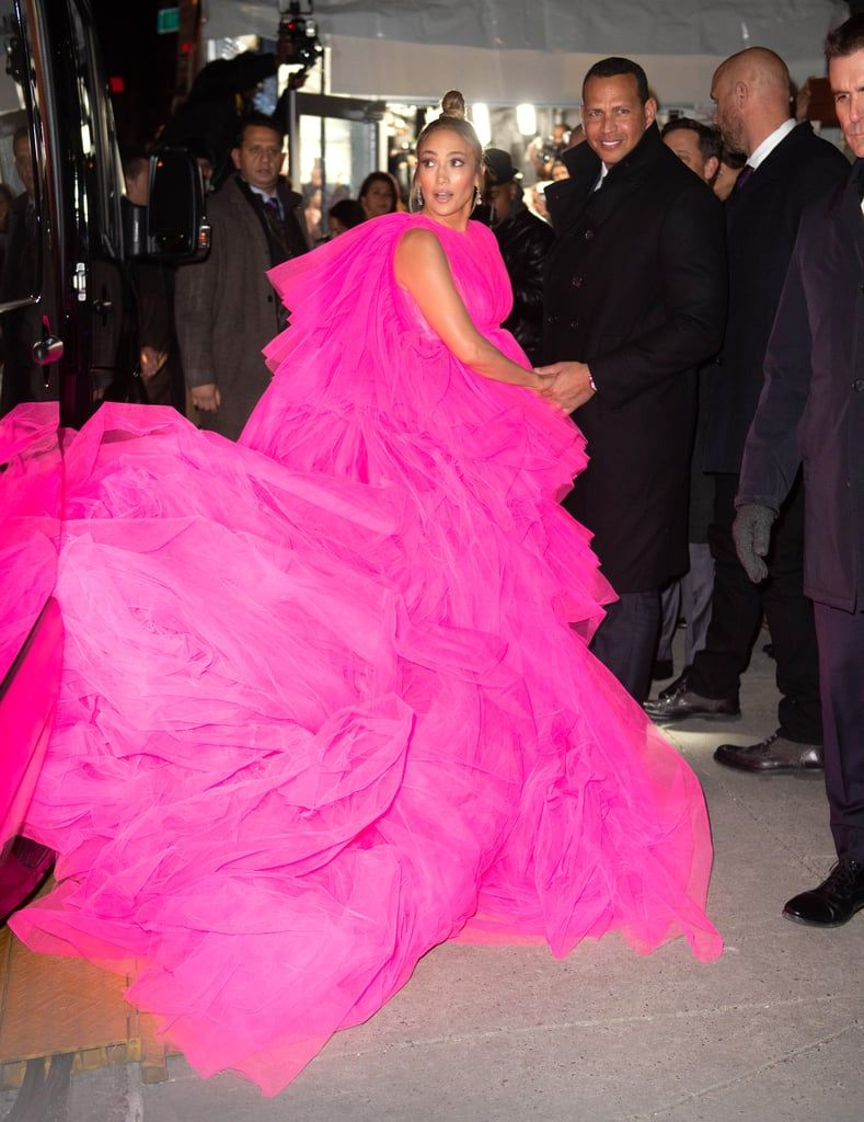 eaecd0f2a15 Jennifer Lopez and Alex Rodriguez had the date night of our dreams on  Wednesday at the premiere of her new movie Second Act in New York City.