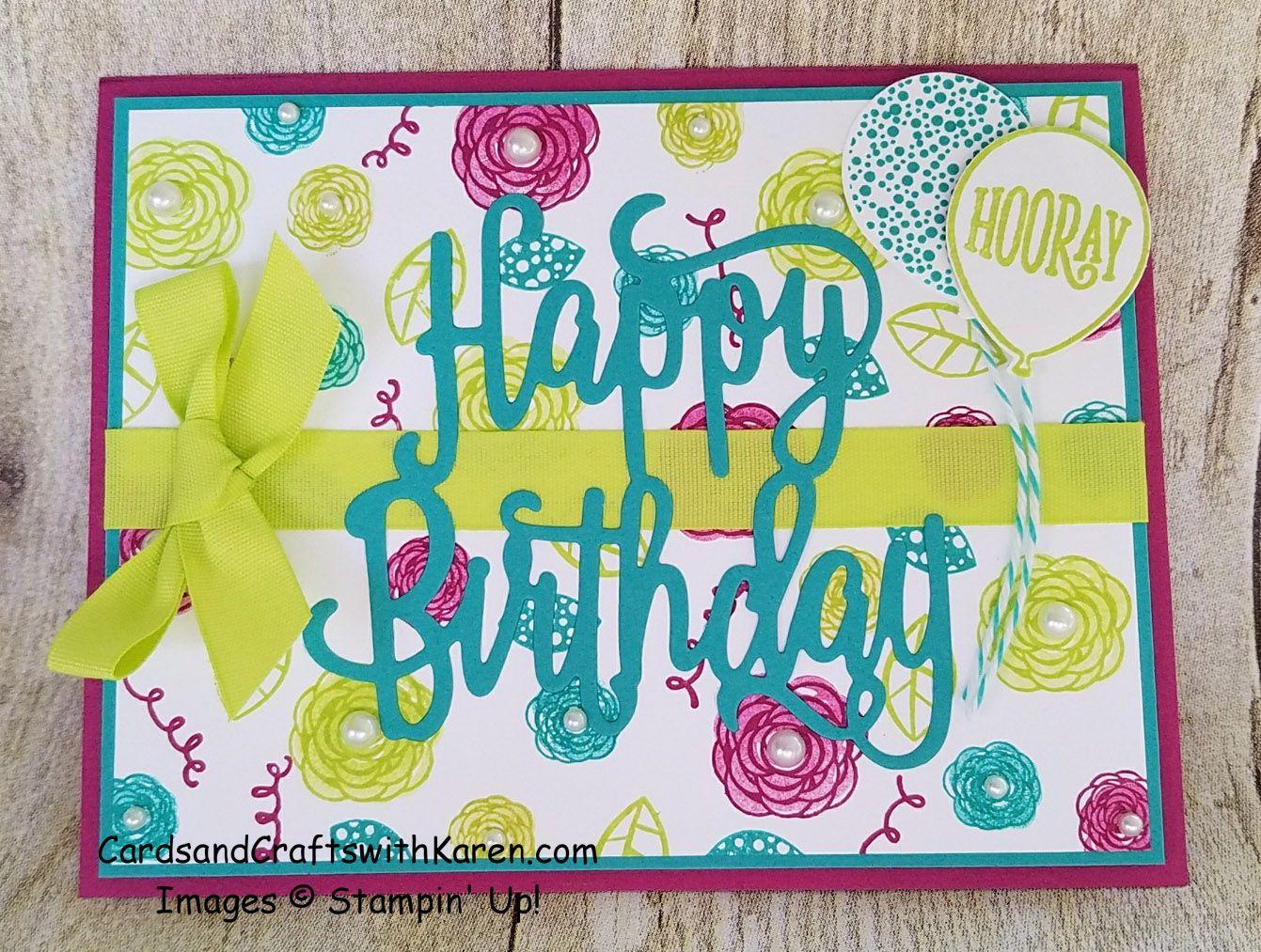 Pin On Karen S Cards