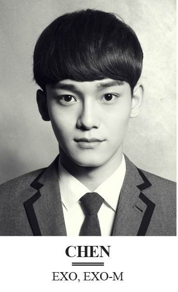 ► ▻CHEN≈ EXO-M   139 фотографий