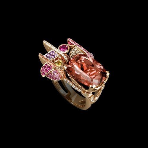 Lorenz Baumer ring