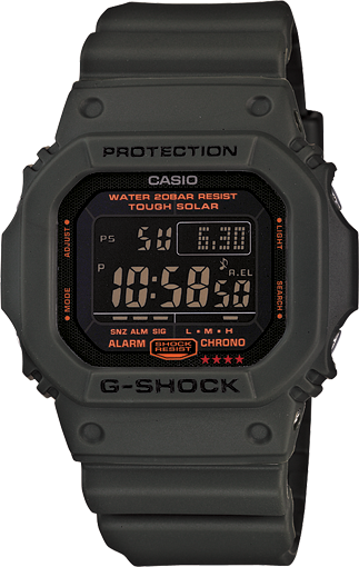 All adventurers need a watch - now as solar the  Casio G-Shock makes our  grade. 9343ac7936