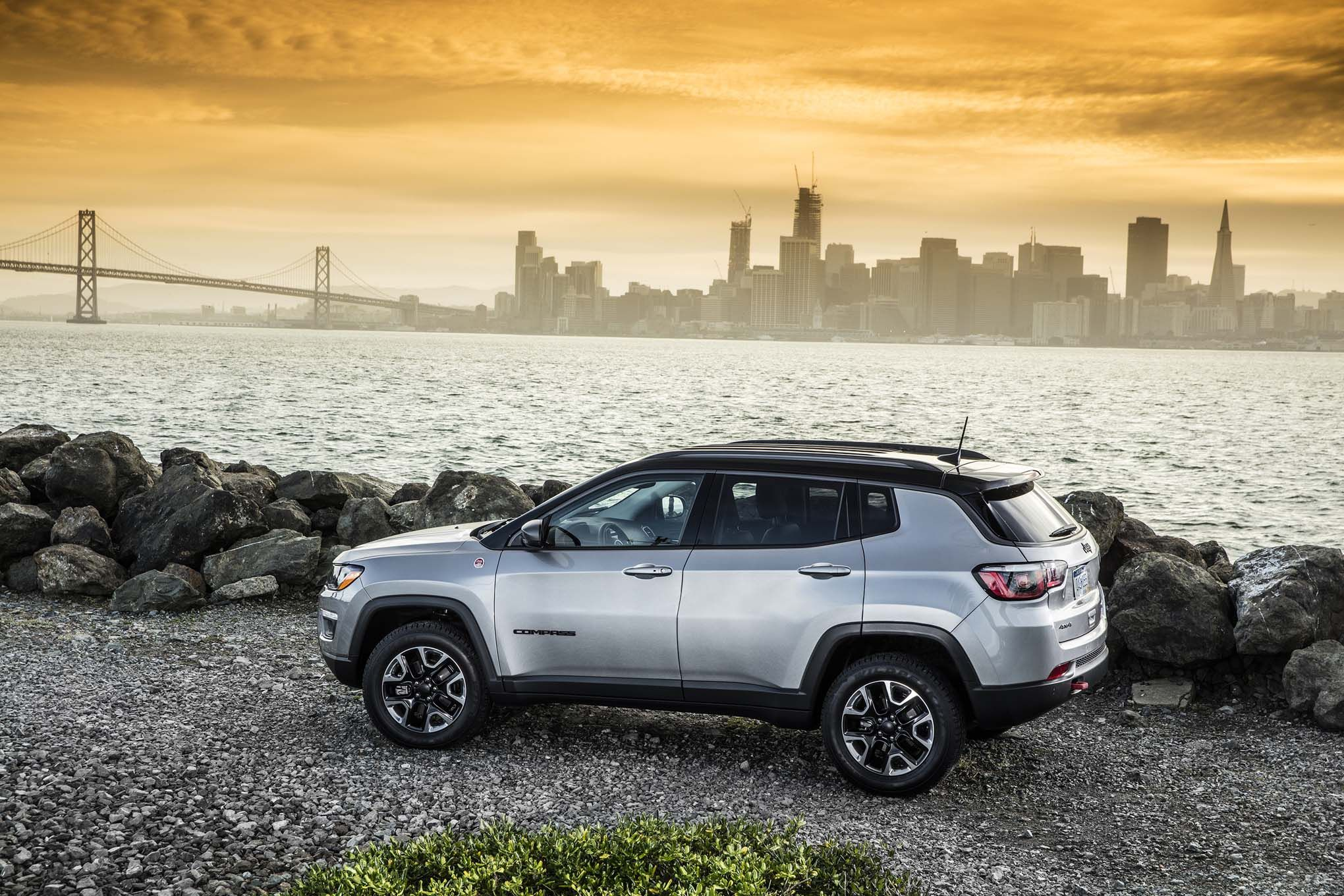 2017 Jeep Compass Ready For The Unexpected In New Ad With Images