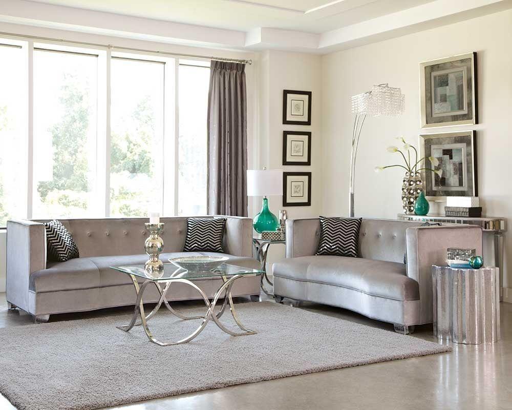 Silver Sofa Living Room Ideas Silver Living Room Living Room Sets Furniture Living Room Sofa