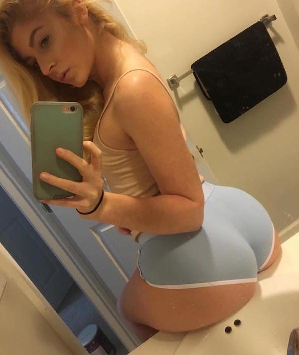White Girl Teen Homemade