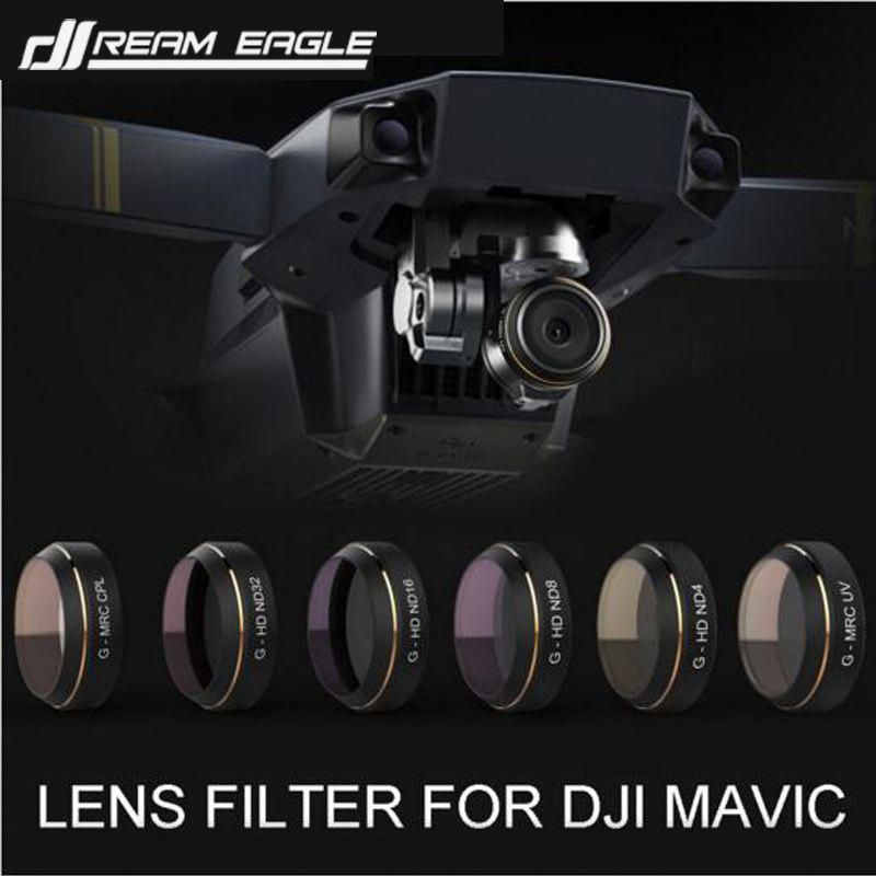Find More Parts Accessories Information About Lens Filters For Dji Mavic Pro Drone G Uv Nd4 8 16 32 Cpl Hd Filter Access Dji Mavic Pro Lens Filters Mavic Pro