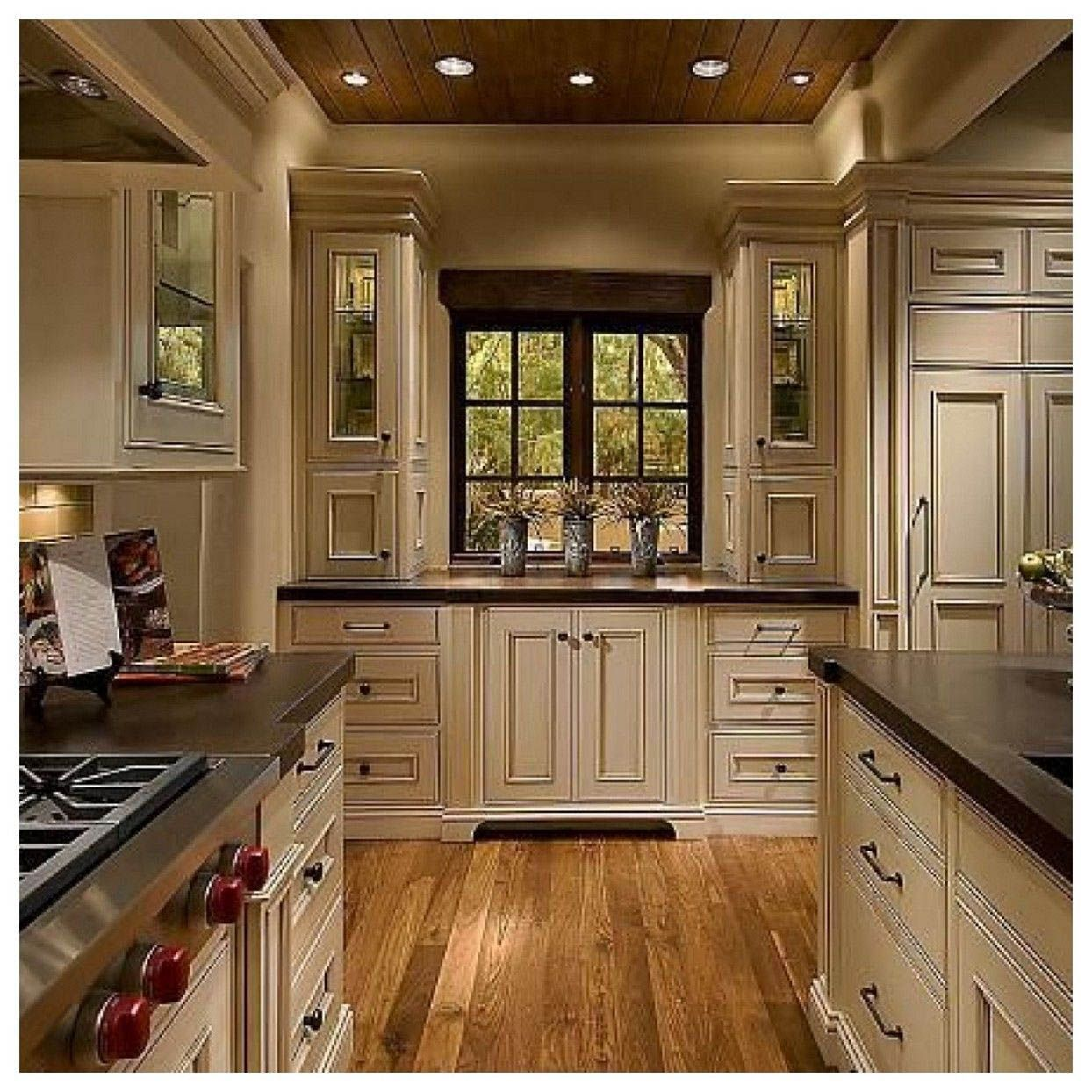 Rustic Kitchen Cabinets Kitchen Cabinet Design Antique White Kitchen Kitchen Cabinet Layout