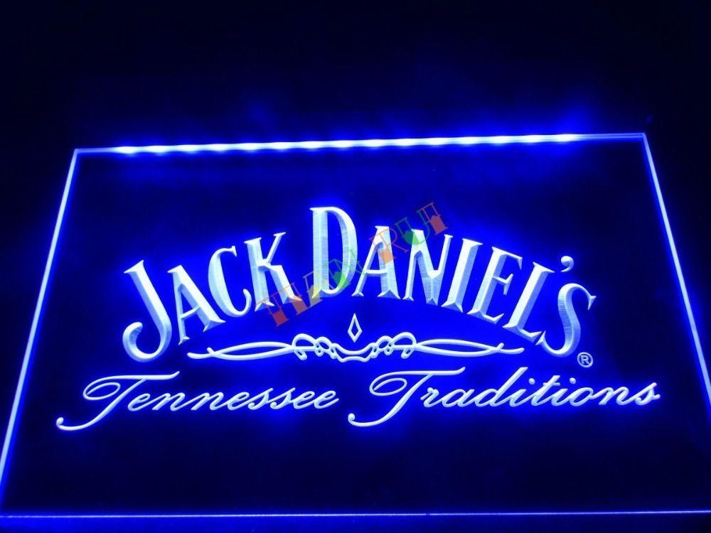 Jack daniels led neon light sign bar beer home decor man cave jack daniels led neon light sign bar beer home decor man cave aloadofball Image collections