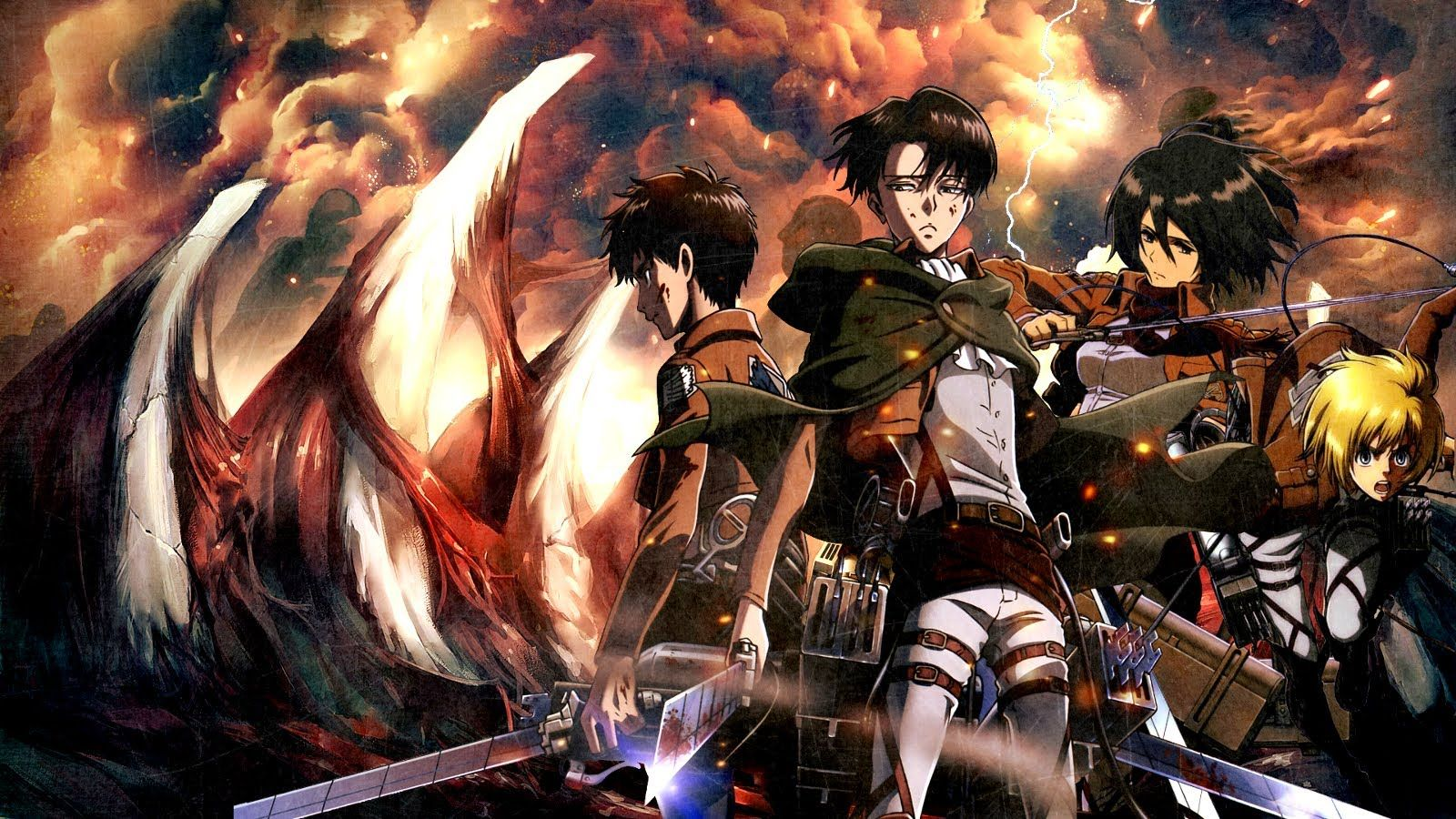 attack on titan Google Search Anime Fan Art